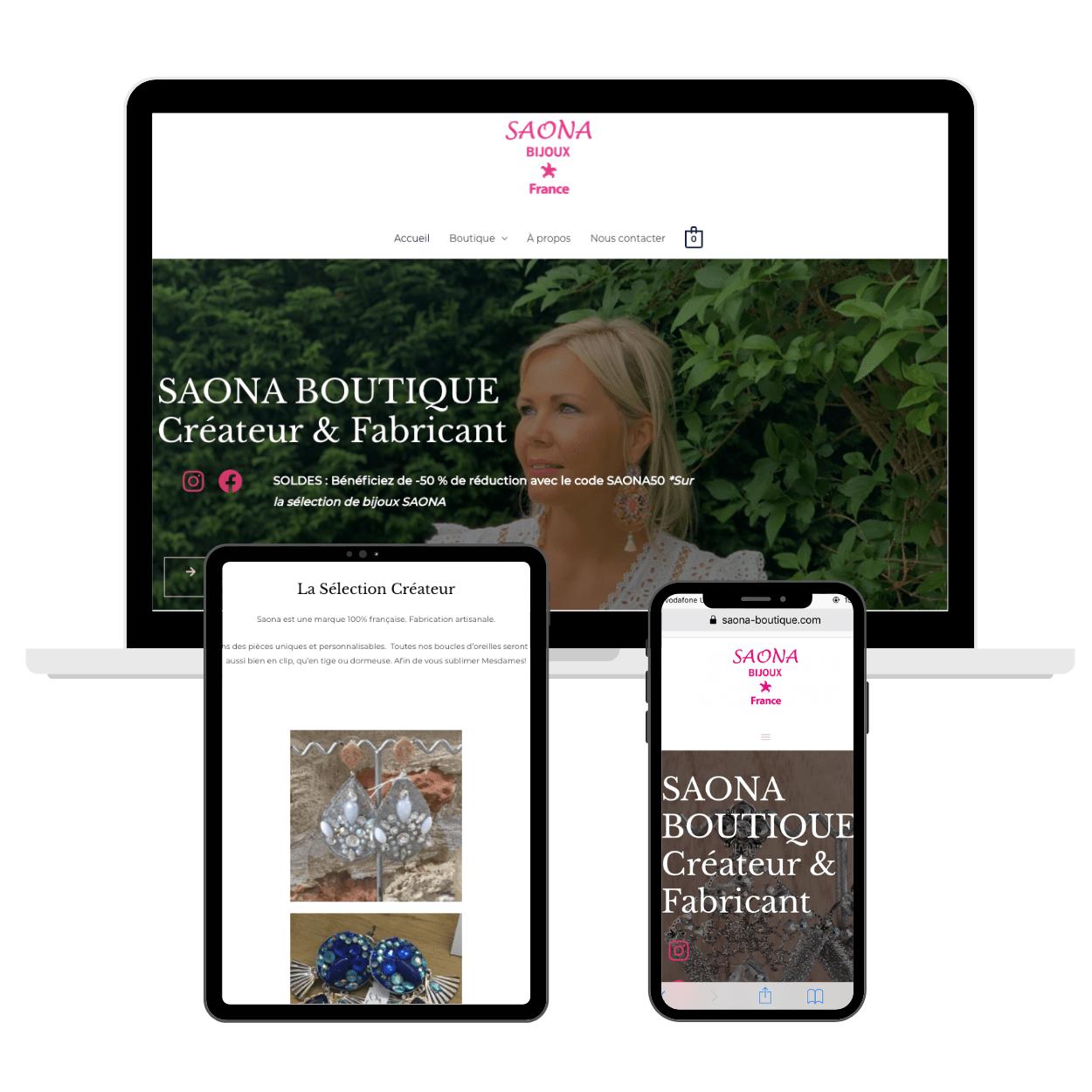 Création de site internet Valenciennes